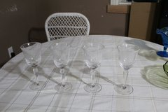 Set of 4 Rogasko- Mariano Wine Glasses in Tacoma, Washington