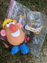 Mr Potato Head in Schaumburg, Illinois