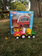 Little People Farm and Tractor Sets in Schaumburg, Illinois