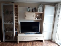 Good Quality - Entertaiment Center- Living Room Cabinet 1299 Euro New!! in Grafenwoehr, GE