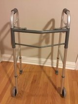 Guardian Rolling Walker with Wheels + Glides in Batavia, Illinois
