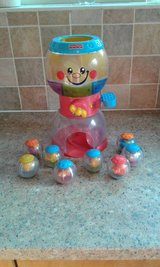Fisher price gumball machine in Lakenheath, UK