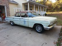 1962 Chevy Bel Air in Fort Leonard Wood, Missouri