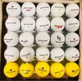 30 Wilson Staff used golf balls near mint condition in Oswego, Illinois