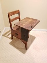 ANTIQUE SCHOOL DESK in Elizabethtown, Kentucky