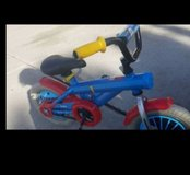 Thomas the Train Toddler Bike in Fairfield, California