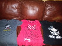 Mickey & Minnie Mouse t-shirts in The Woodlands, Texas