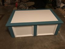 Coffee table/toy box/storage box in Camp Pendleton, California