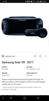 Samsung Gear VR in Fort Knox, Kentucky