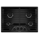 "Amana 30"" Gas Cooktop 4 Burners AGC6540KFB/W Closeout in Fort Lewis, Washington"