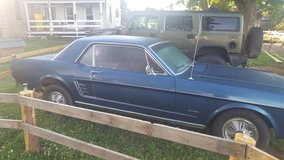 1966 Ford Mustang in Fort Drum, New York