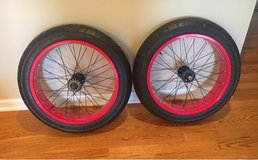 Fat Tires/Rims/Tubes in Aurora, Illinois