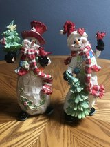 Home Interiors Snowman Set in Alamogordo, New Mexico