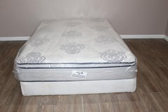 Queen Serta Woodbriar model mattress now available! NEW!! in Spring, Texas
