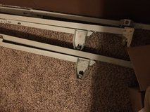 Kingsized heavy bed frame in Cleveland, Texas