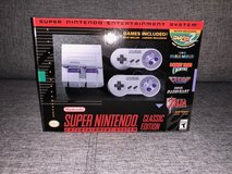 Nintendo Super NES Classic Edition *NEW* in Fort Campbell, Kentucky