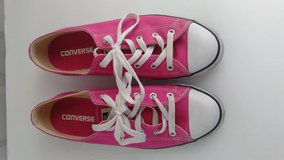 Pink Converse in 29 Palms, California