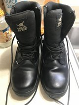 Mens  steel toe  boots 6 1/2 in Glendale Heights, Illinois