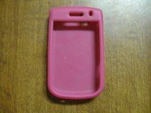 Pink Blackberry Rubber Case in Kingwood, Texas