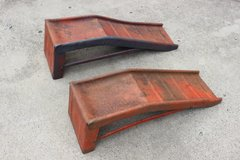 Steel Car Ramps (price reduced) in Fort Campbell, Kentucky