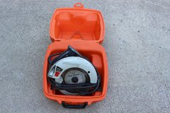 """Skilsaw 7.25"""" Circular Saw with Case (price reduced) in Fort Campbell, Kentucky"""