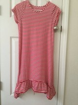 red and white striped dress in Fort Leonard Wood, Missouri