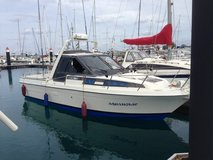 30' Yamaha Dive / Fishing Boat in Okinawa, Japan