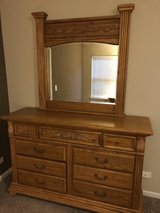 9 Piece king size bedroom set in Sugar Grove, Illinois