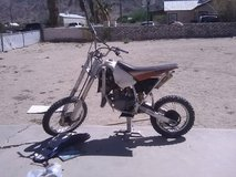 1997  Honda cr80r dirt bike needs to be put together in 29 Palms, California