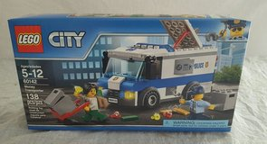 **RETIRED LEGO CITY** Money Transporter in Cherry Point, North Carolina