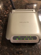 Belkin Wireless Router in Glendale Heights, Illinois