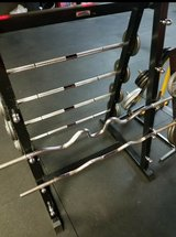barbell rack in Fort Polk, Louisiana