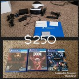 PS4 VR Doom Bundle in Nellis AFB, Nevada