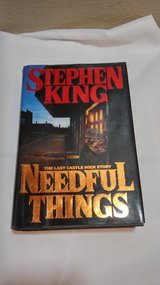 Stephen King Hardcover Books in 29 Palms, California