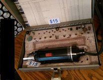 Old Dremel Moto Tool (but operational) REDUCED PRICE in Kingwood, Texas