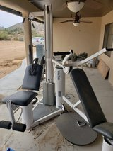 Vectra weight system in 29 Palms, California