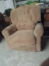 Recliner with heat/massage in Fort Polk, Louisiana