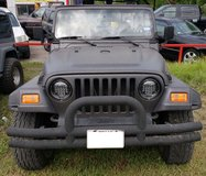 2000 Jeep Wrangler in Kingwood, Texas