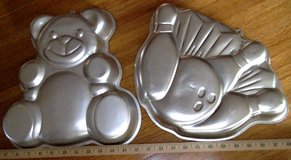 Cake Pans -2- in Spring, Texas