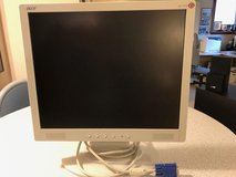 "Acer 17"" Computer Monitor in Shorewood, Illinois"