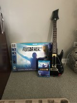Guitar Hero for Wii U in Yorkville, Illinois