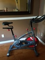 Sunny spin bike in Vacaville, California