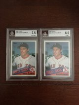 1985 Topps Roger Clemens RC in Warner Robins, Georgia