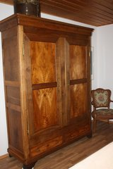 Biedermeier European Oak Wardrobe in Travis AFB, California