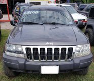 2003 Jeep Grand Cherokee 4x4 in Kingwood, Texas
