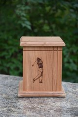 WOODEN CREMATION URNS in Plainfield, Illinois