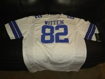 Witten stitched jersey in Fort Leonard Wood, Missouri