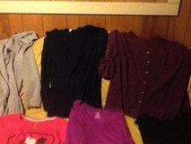 women's sweaters and long sleeve shirts ALMOST NEW!! in Alamogordo, New Mexico
