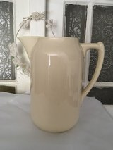 antique rare pitcher Sarreguemines France in Ramstein, Germany