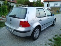 VW Golf 4 1,9TDI DPF AUTOMATIK in Ansbach, Germany